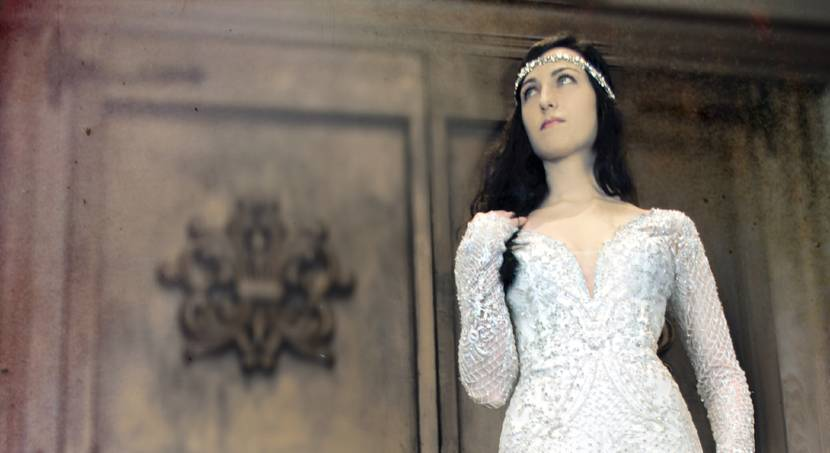Bride of the ball