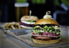 The Ahi Tuna from Hopdoddy is coming to town.
