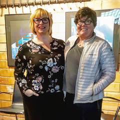 Maggie Howell and chef Christine Dowd have taken over the PhotoArts Studios space and will launch their new Parlor on the Plaza with a Trattoria il Centro pop-up. [Dave Cathey/The Oklahoman]
