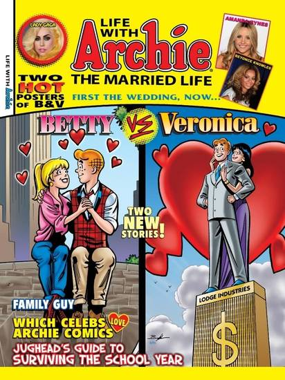 Life with Archie issue 2