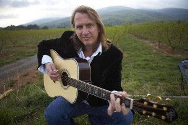 Recording artist Ellis Paul will present two concerts Sunday at the Santa Fe Depot in Norman, one of them a special, free performance for children and families. PHOTO PROVIDED <strong></strong>