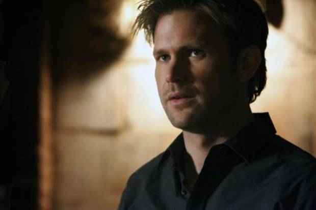 """The Dinner Party"" - Matt Davis as Alaric in THE VAMPIRE DIARIES on The CW. Photo: Quantrell Colbert/The CW ©2011 The CW Network, LLC. All Rights Reserved."