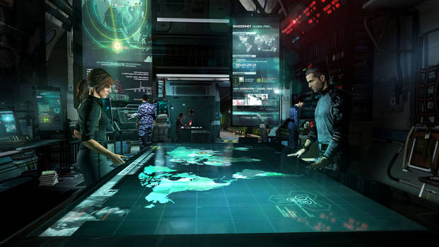 "This undated publicity photo released by Ubisoft Toronto/Ubisoft Entertainment shows a scene from the video game, ""Splinter Cell: Blacklist."" AP Photo/Ubisoft Toronto/Ubisoft Entertainment <strong> - AP</strong>"