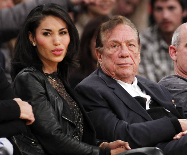 Los Angeles Clippers owner Donald Sterling was banned from the NBA for life after the league's investigation found him guilty of racial remarks. (AP Photo/Danny Moloshok, File)