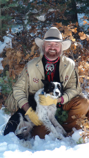 For the 18th year, Grammy-nominated singer/songwriter/musician Michael Martin Murphey is re-creating the western yuletide tradition with his Cowboy Christmas Ball at the National Cowboy & Western Heritage Museum. Photo Provided