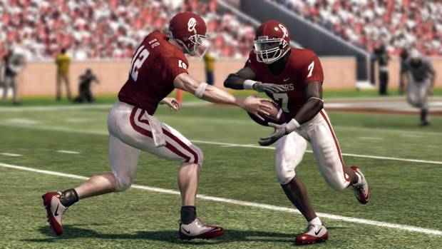 NCAA Football 11 comes out Tuesday, July 13. Several Sooners, including Landry Jones and DeMarco Murray, have high player ratings.