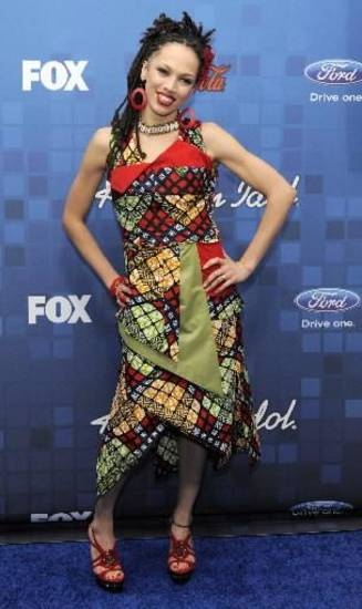 I think the &quot;American Idol&quot; judges bent the rules to give Naima another chance. She deserves a break.
