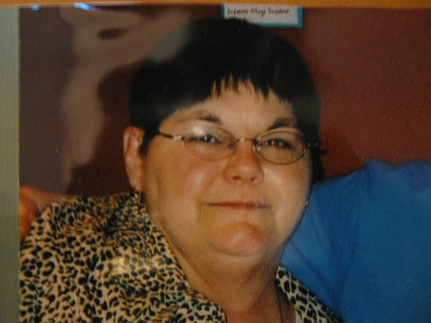 Molly Cheryl Hutchinson, 53, of Lone Grove. Provided by family.