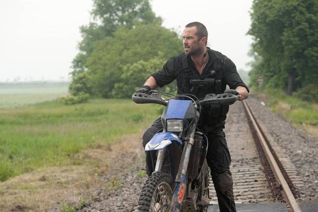 Sullivan Stapleton - Photo by Liam Daniel/Cinemax