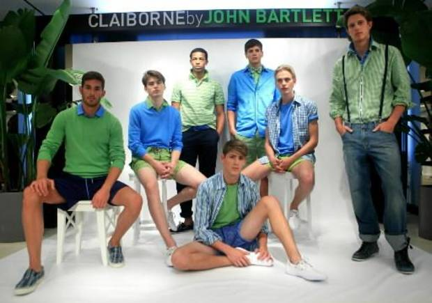 Claiborne by John Bartlett for spring 2010.