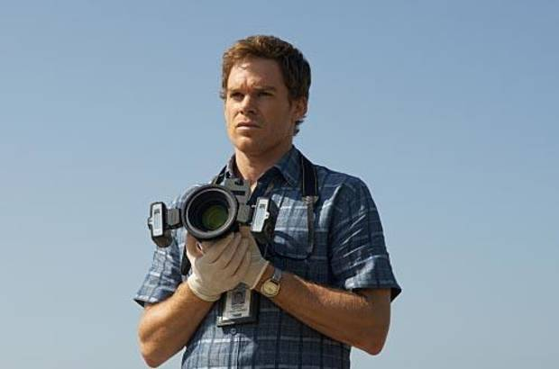 Michael C. Hall as Dexter (Season 6, episode 1) - Photo: Randy Tepper/Showtime - Photo ID: dexter_601_0301