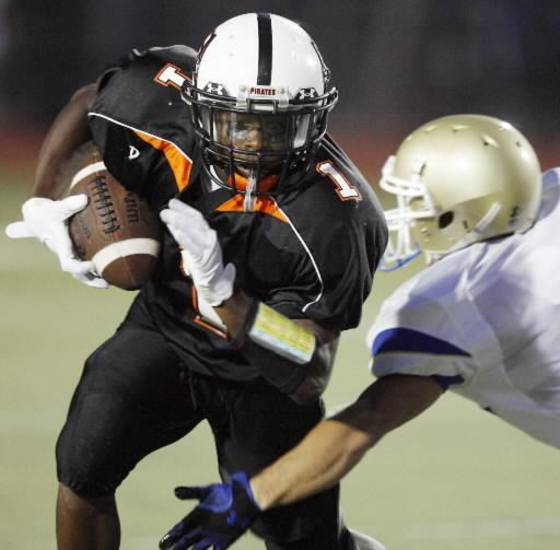 In the 'Year of the RB' don't forget about Putnam City's Casey Curtis.