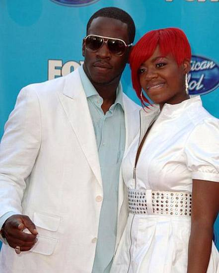 Rapper Young Dro and Fantasia