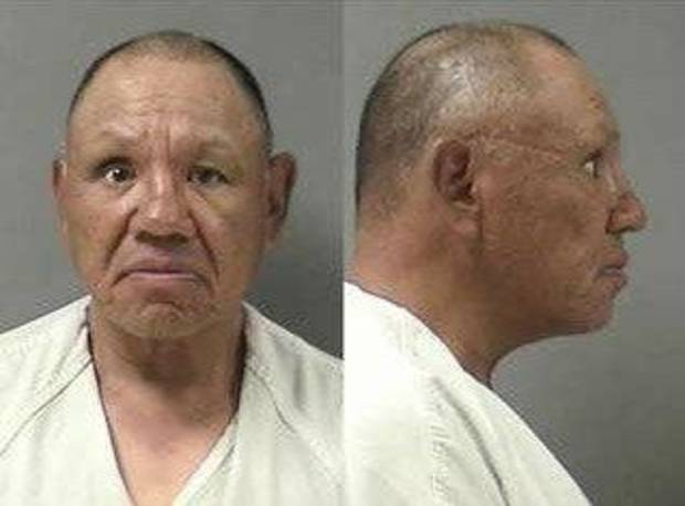 Clifford Eagle He confessed to killing former Haskell County Commissioner Leo Reasnor.