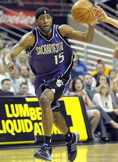 Sacramento Kings John Salmons