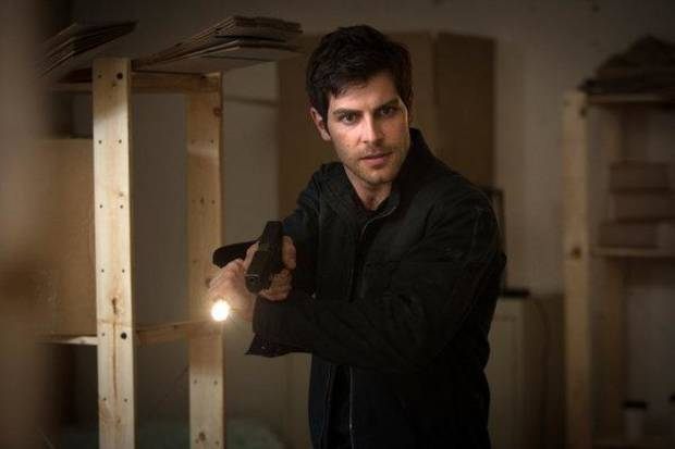 "David Giuntoli stars as Det. Nick Burkhardt in ""Grimm."" - Photo by Scott Green/NBC)"