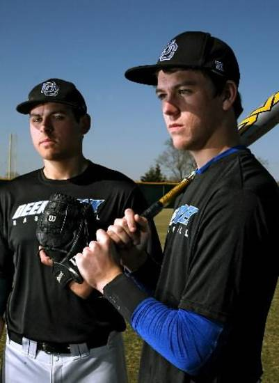 Deer Creek's Michael Fulmer was drafted by the New York Mets, while Brian Anderson was drafted by the Minnesota Twins.