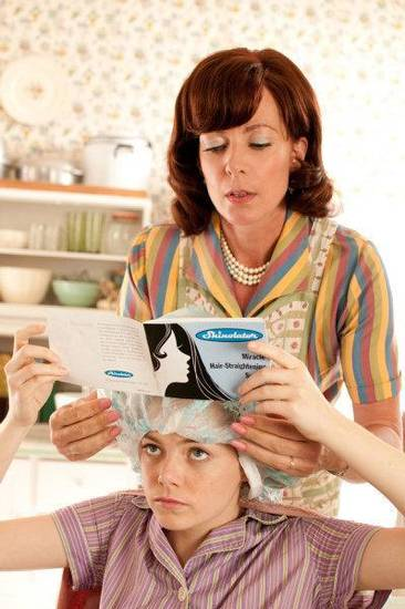 "Allison Janney, top, and Emma Stone star in ""The Help."" Dreamworks photo <strong>Dale Robinette</strong>"