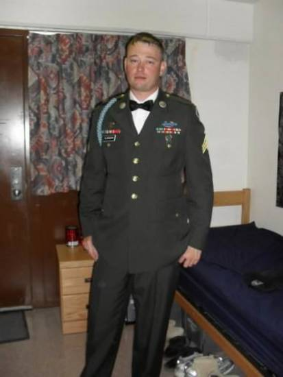 U.S. Army Sgt. Rusty Dunagan - Photo provided