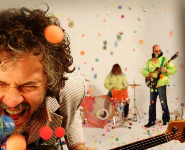 The Flaming Lips are ready to get festive at their �New Year�s Freakout #5.� PHOTO BY MICHELE MARTIN-COYNE