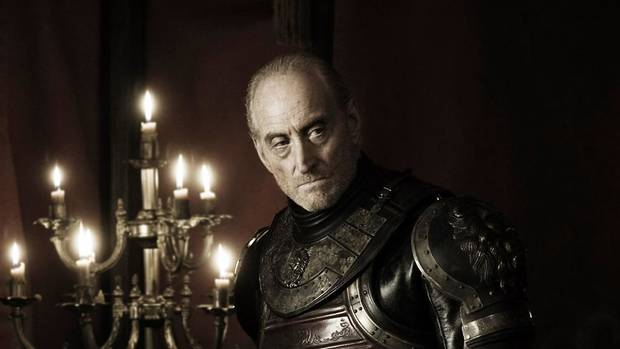 Tywin Lannister. A man so cruel yet so respectable.