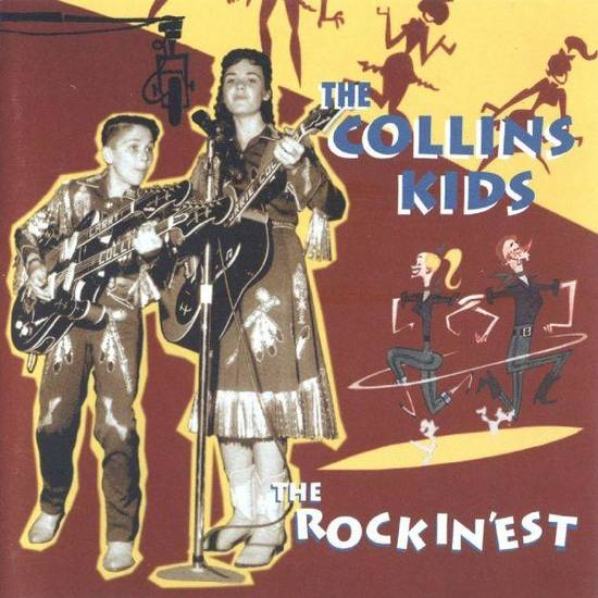 Collins Kid of The Collins Kids at