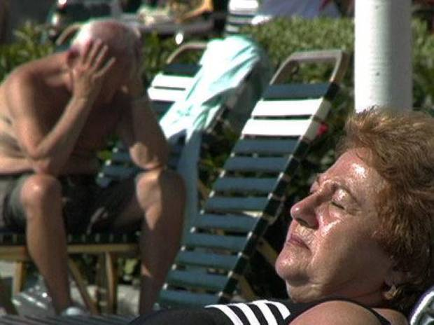 "The Oscar-nominated short documentary ""Kings Point"" chronicles the aging residents of a Florida retirement community. Photo provided. <strong></strong>"