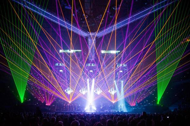 Trans-Siberian Orchestra will perform two shows Saturday at Chespeake Energy Arena. Photo by Mark Weiss. <strong></strong>