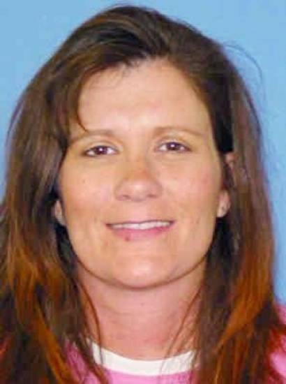 MISSING FAMILY: Sherrilynn Jamison, 40, of Eufaula, along with her husband and daughter, was last seen Oct. 8, 2009. Authorities found her husband's pickup in a rural area of Latimer County several days later, but not the family. Provided by Latimer County Sheriff's Office. ORG XMIT: KOD