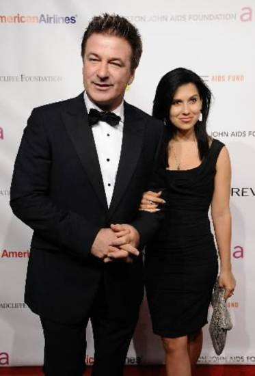Alec Baldwin and Hilaria Thomas are engaged.