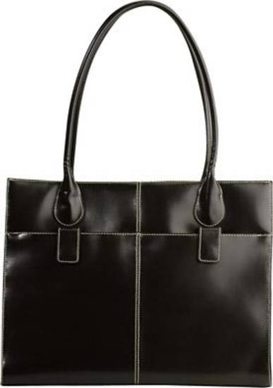 A Wilson Leather tote that is similar to the one on &quot;The Closer&quot;
