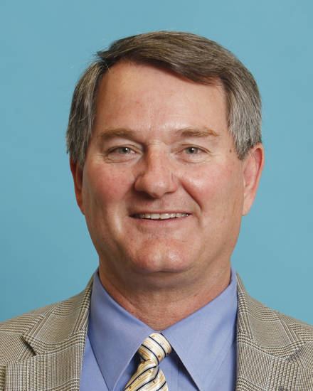 Danny Morgan, candidate for Oklahoma House District 32. June 2010. Photo by David McDaniel, The Oklahoman