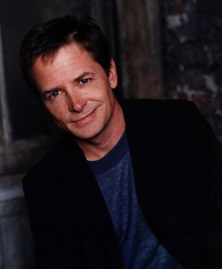 Pictured: Michael J. Fox -- (Photo by: Mark Seliger/NBC)