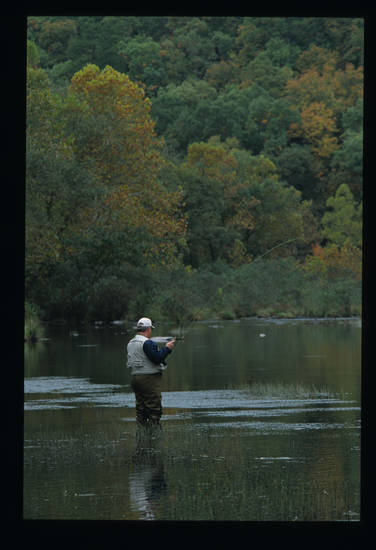 Go fly fishing FOR TROUT in the Mountain Fork River near Beavers Bend State Park in southeast Oklahoma. PHOTO PROVIDED. <strong>Jim Argo</strong>