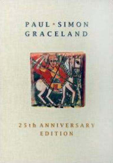 �Graceland: 25th Anniversary Edition� by Paul Simon.