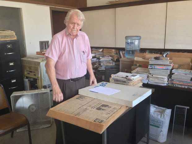 David Sellers has owned The Capitol Hill Beacon since 1967. His mission has been to provide positive news to the community at large on a weekly basis.
