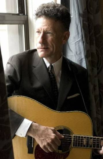 Lyle Lovett (AP file)
