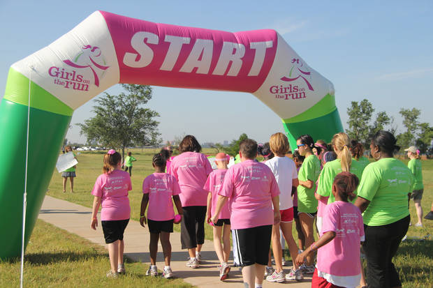 2011 Girls on the Run 5K. PHOTO PROVIDED