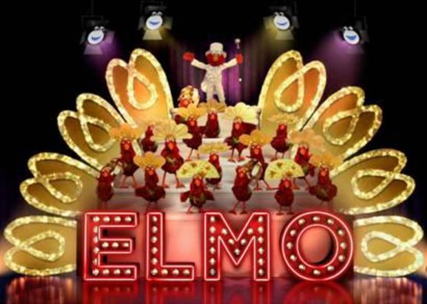 Elmo the Musical - Provided Photo