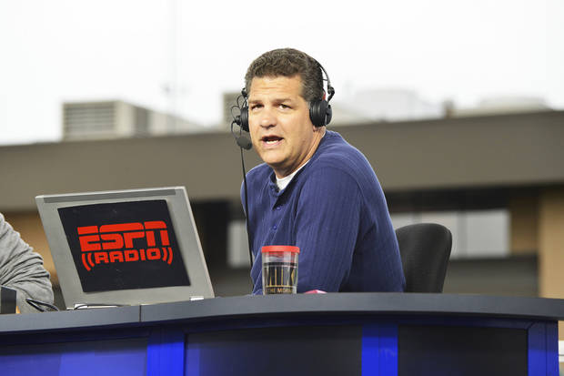 "Mike Golic co-hosts ""Mike and Mike in the Morning,"" 5-9 a.m. weekdays on ESPN2 and ESPN Radio. <strong>Phil Ellsworth - ESPN Photo</strong>"