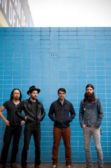 Folk-rockers The Avett Brothers will perform in concert Sept. 25 at Southwestern Oklahoma State University's new Pioneer Cellular Event Center in Weatherford. Photo provided