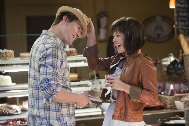 MOVIE: Channing Tatum and Rachel McAdams star in &quot;The Vow.&quot; SCREEN GEMS PHOTO