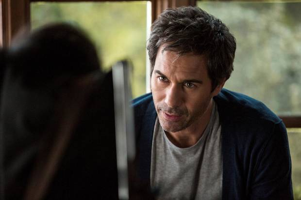 "Eric McCormack stars in ""Perception."" - Photo by Doug Hyun/TNT"