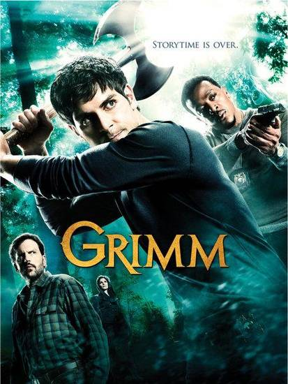 "GRIMM -- Pictured: ""Grimm"" Key Art -- (Photo by: NBC)"
