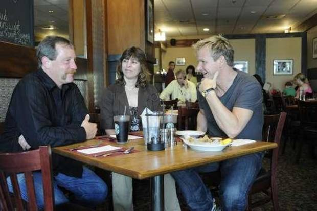 "Could some ""lucky"" local restaurant become the target of Gordon Ramsey's ire?"