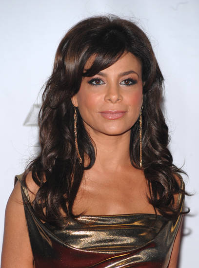 ** FILE ** In this Sept. 5, 2008 file photo, TV Personality Paula Abdul attends the Conde Nast Media Group's Fifth Annual Fashion Rocks at Radio City Music Hall in New York.  (AP Photo/Peter Kramer, file) ORG XMIT: NYET180