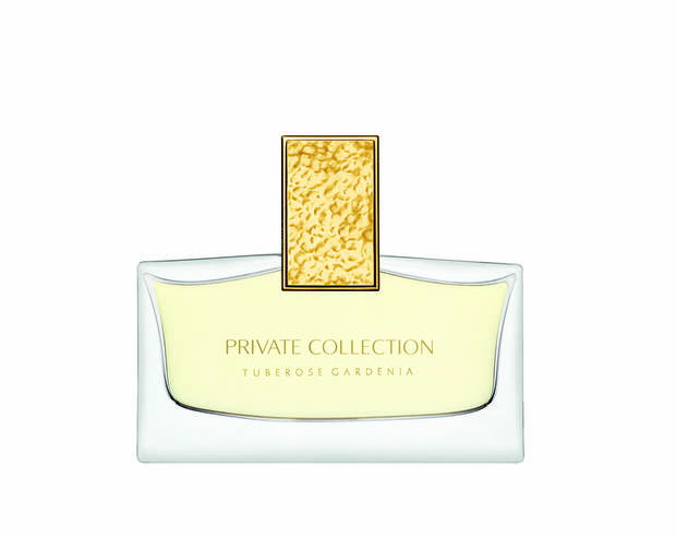 Estee Lauder Private Collection Tuberose Gardenia Parfum floral fragrance comes from a top note of neroli combined with the sublime clarity of lilac and opulent rosewood; middle notes of fresh orangeflower, indulgent jasmine and intriguing white lily and a hint of carnation with touches of the finest grade vanilla bourbon. Photo provided. <strong>imtech</strong>