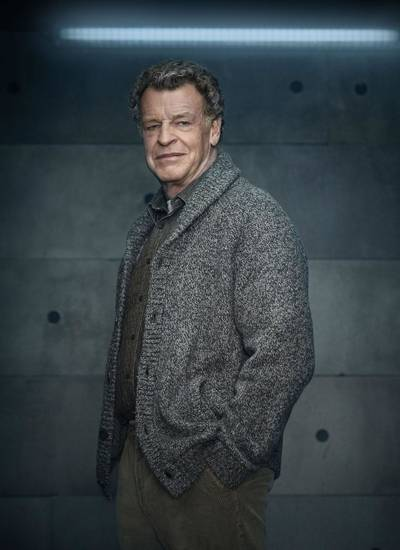 "John Noble stars as Walter Bishop in ""Fringe."" - Fox Photo"
