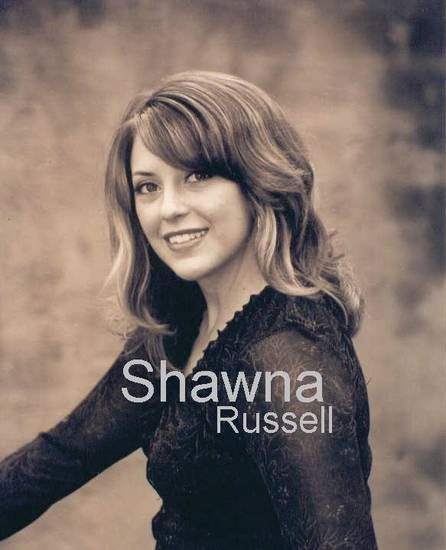 Country singer-songwriter Shawna Russell