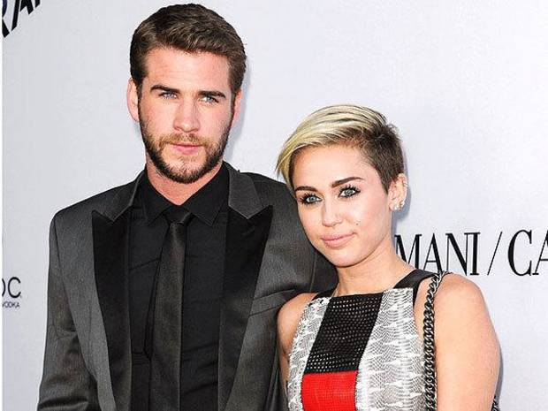 Miley Cyrus and Liam Helmsworth have BROKEN UP! Photo provided.